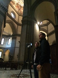 ucsd_chei_florence_baptistery_scanning